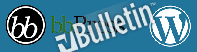 Integrating vBulletin with wordpress