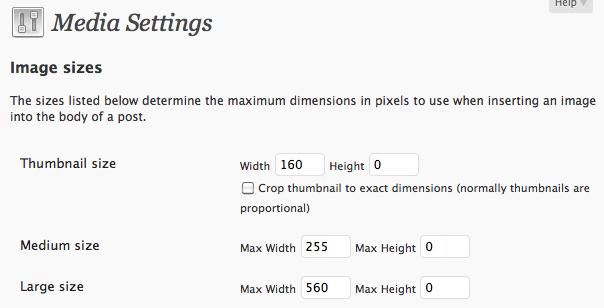 Ideal media settings for SWIFT