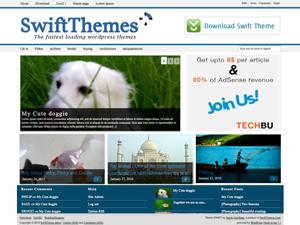 Screenshot of SWIFT version 5.67
