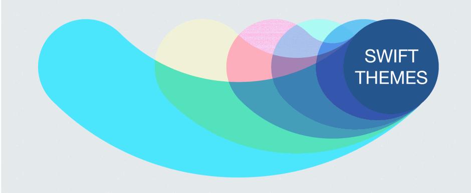 Final logo of SwiftThemes.Com