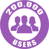 200000 Users